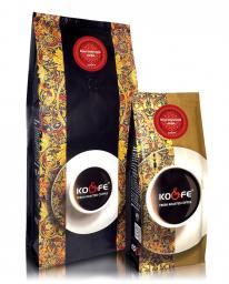 Кофе Конголезский кофе (100 % Робуста Уганда) (1 кг, молотый)