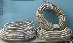 Производство гибких гофрированных труб из нержавеющей стали марки AISI-304