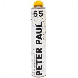 Пена монтажная Peter Paul 65 профессиональная 900 мл