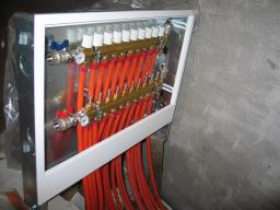 Труба SANEXT PEX теплый пол 20х2,0 (2202) бухта 200 пм