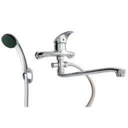 Смеситель для ванны 3308-3 однорычажный Омега