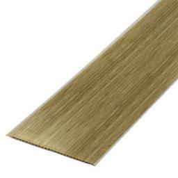 Панель пластиковая П-25 Палевый бамбук 250х2700 мм