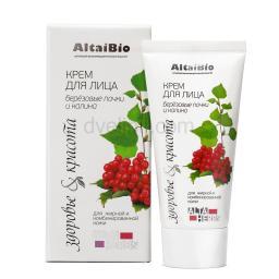 AltaiBio крем для лица для жирной и комбинированной кожи, 50 мл