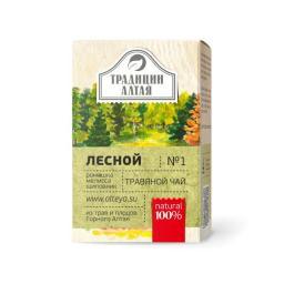 Чайный напиток Травяной чай Лесной (Алтэя), 50 г