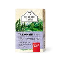 Чайный напиток Травяной чай Таёжный (Алтэя), 50 г