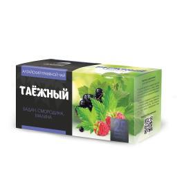 Чайный напиток Травяной чай Таёжный (Алтэя), 25 фильтр-пакетов по1,2 г