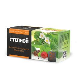 Чайный напиток Травяной чай Степной (Алтэя), 25 фильтр-пакетов по 1,2 г