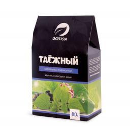 Чайный напиток Травяной чай Таёжный (Алтэя), 80 г