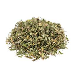 Курильский чай, лист