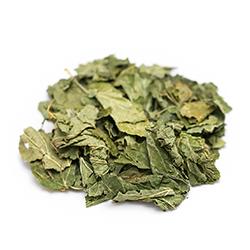 Смородина, лист