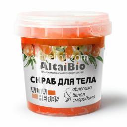 Altai Bio Скраб для тела