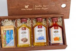 Подарочный набор Масла здоровья