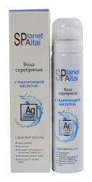 Planet SPA Altai вода серебряная, 90 мл
