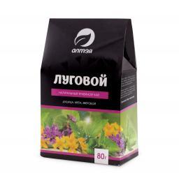 Чайный напиток Травяной чай Луговой (Алтэя), 80 г