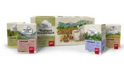 Подарочный набор травяных чаёв