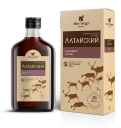 Алтайский с каменным маслом бальзам 0,250 пл