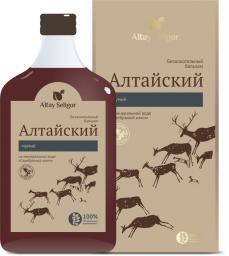 Алтайский с мумие бальзам 0,250 пл