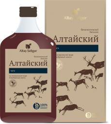 Алтайский с чагой бальзам 0,250 пл