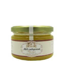 Мёд натуральный Стекло 250 гр.