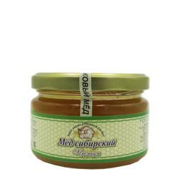 Мёд натуральный - васильковый 250 гр. стекло