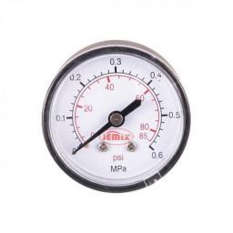 Манометр аксиальный 6 бар d=50мм G1/4