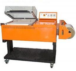 Термоусадочный упаковочный автомат BSF-4030 в пленку