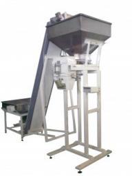 Весовой дозатор в мешки до 50 кг