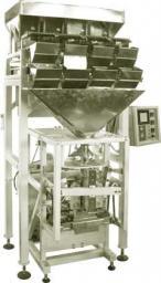 Автомат для создания 4-х шовный пакет с проваркой по граням, шов в грани