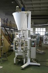 Машина для Для фасовки пылящих трудносыпучих порошкообразных продуктов