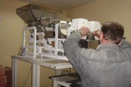 Фасовочный автомат для фасовки пельменей вареников котлет