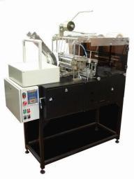 Автоматический целлофанатор запечатывания в полипропиленовую пленку