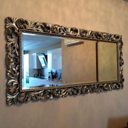 Зеркала в багете. Оформление зеркал, зеркальной плитки, картин, вышивки, икон в багетные рамы. Резные багетные рамы для зеркал и картин. Багетная мастерская