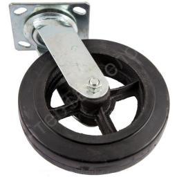 Колесо поворотное к тележке ТУ-300 (диаметр 200мм)