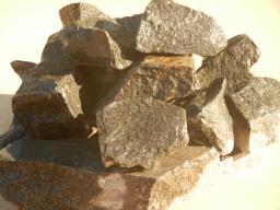 Камни Долерит для бани