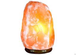 Соленая (солевая) лампа