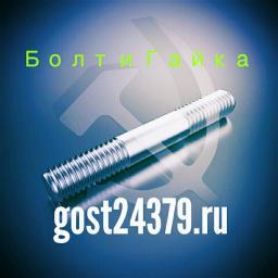 Шпилька резьбовая м56х310