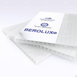 Сотовый поликарбонат 6 мм BEROLUX