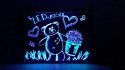 LED панель флуоресцентная для рисования