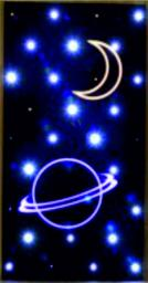 Интерактивное панно «Ночное небо»