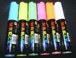 Флуоресцентные фломастеры