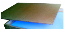Крышка для планшета или песочницы 80*60см
