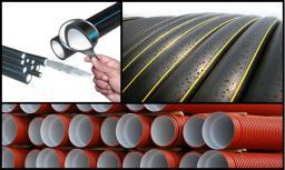 ПНД труба SDR Д=250 мм цена