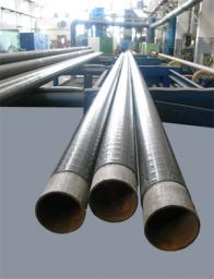 ВУС изоляция труб Д=630 мм ЛПИ
