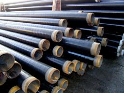 Трубы изолированные ВУС Д=820 мм ЛПИ