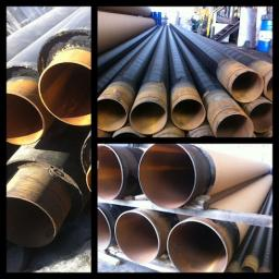 Стальные трубы в изоляции ВУС Д=1820 мм ГОСТ 9.602-2005