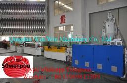 Линия по производству гофротрубы КОРСИС/Станок+для производства гофротрубы/Оборудование по производству гофрированных труб