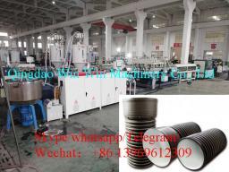 экструдер для производства труб полиэтилена из ПЭ/ПП/ПВХ