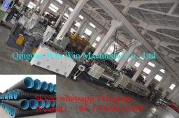 экструзионная линия для производства двустеных гофрированных труб