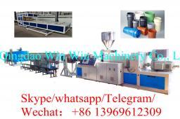 Линия для переработки ПЭ труб/Оборудование для производства труб из PE