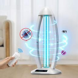 Светильник бактерицидный настольный УФ (UV) ОЗОН, SWG UV-10Z